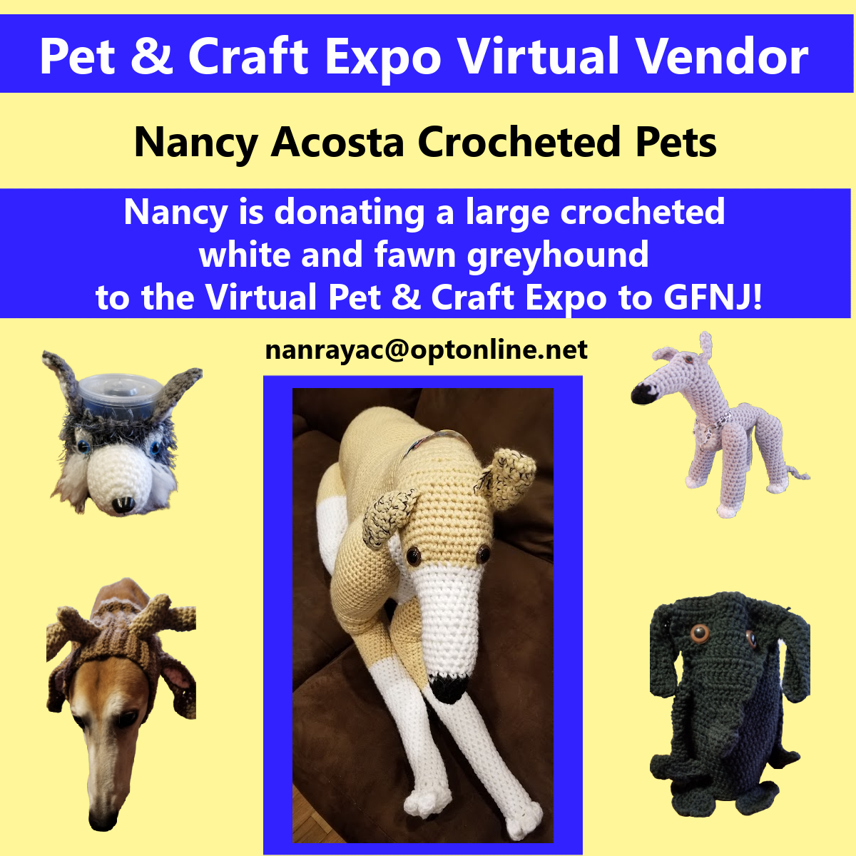 2020 Craft Show Nancy Acosta