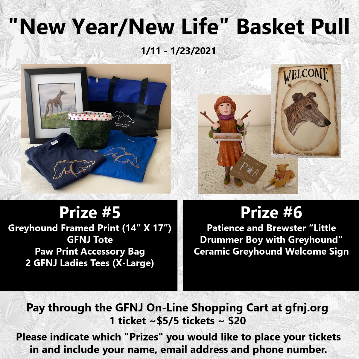 New Year/New Life Baskets 5/6