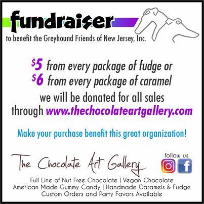 Chocolate Art Gallery Fundraiser
