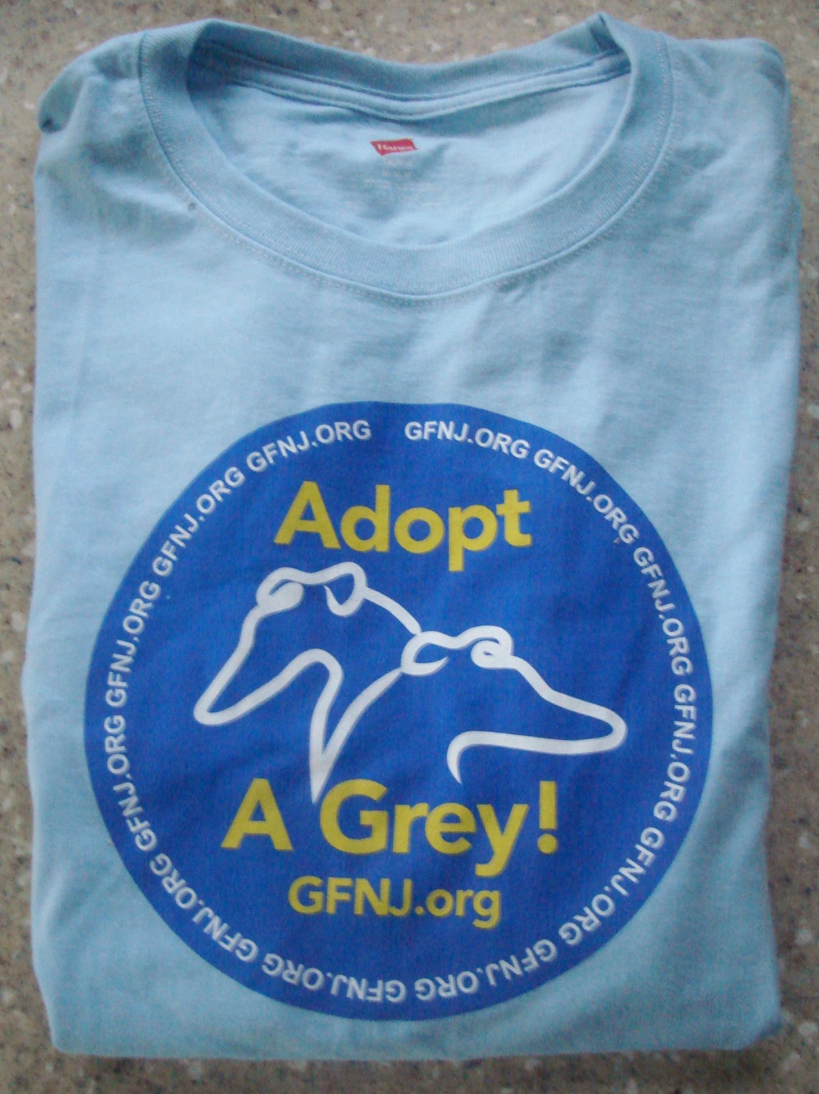 Membership T Shirt Blue