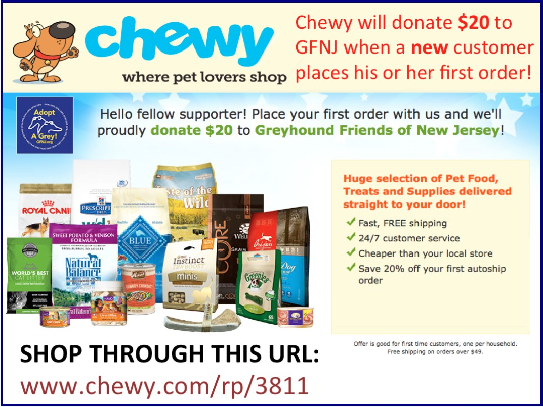 2016 Fall Newsletter Chewy