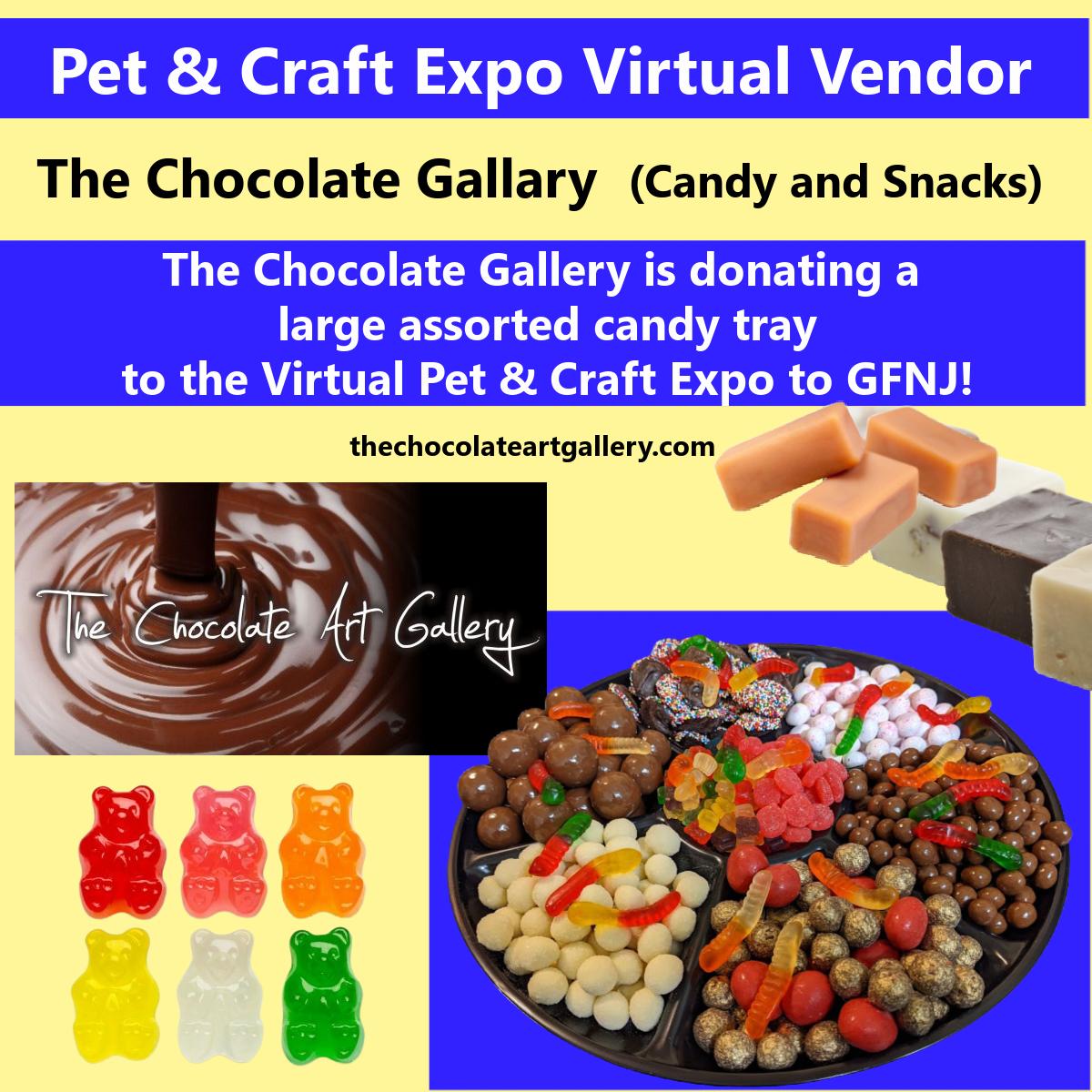 2020 Craft Show Chocolate Gallary