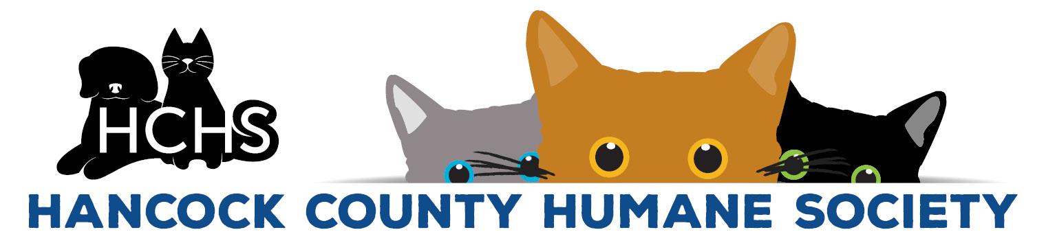 Hancock County Humane Society logo