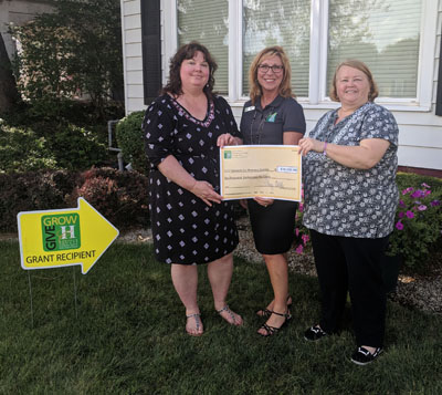 HCCF Grant received