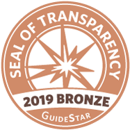 Guidestar Bronze seal 2019