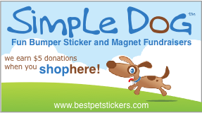Simple Dob Bumper Sticker