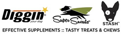 Diggin Your Dog / Super Snouts / Stash