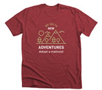 New Adventure Malinois tshirt