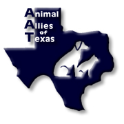 Animal Allies of Texas Logo