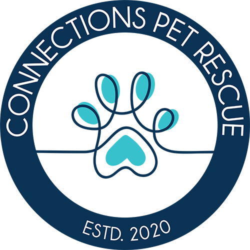 Connections Pet  Rescue Logo