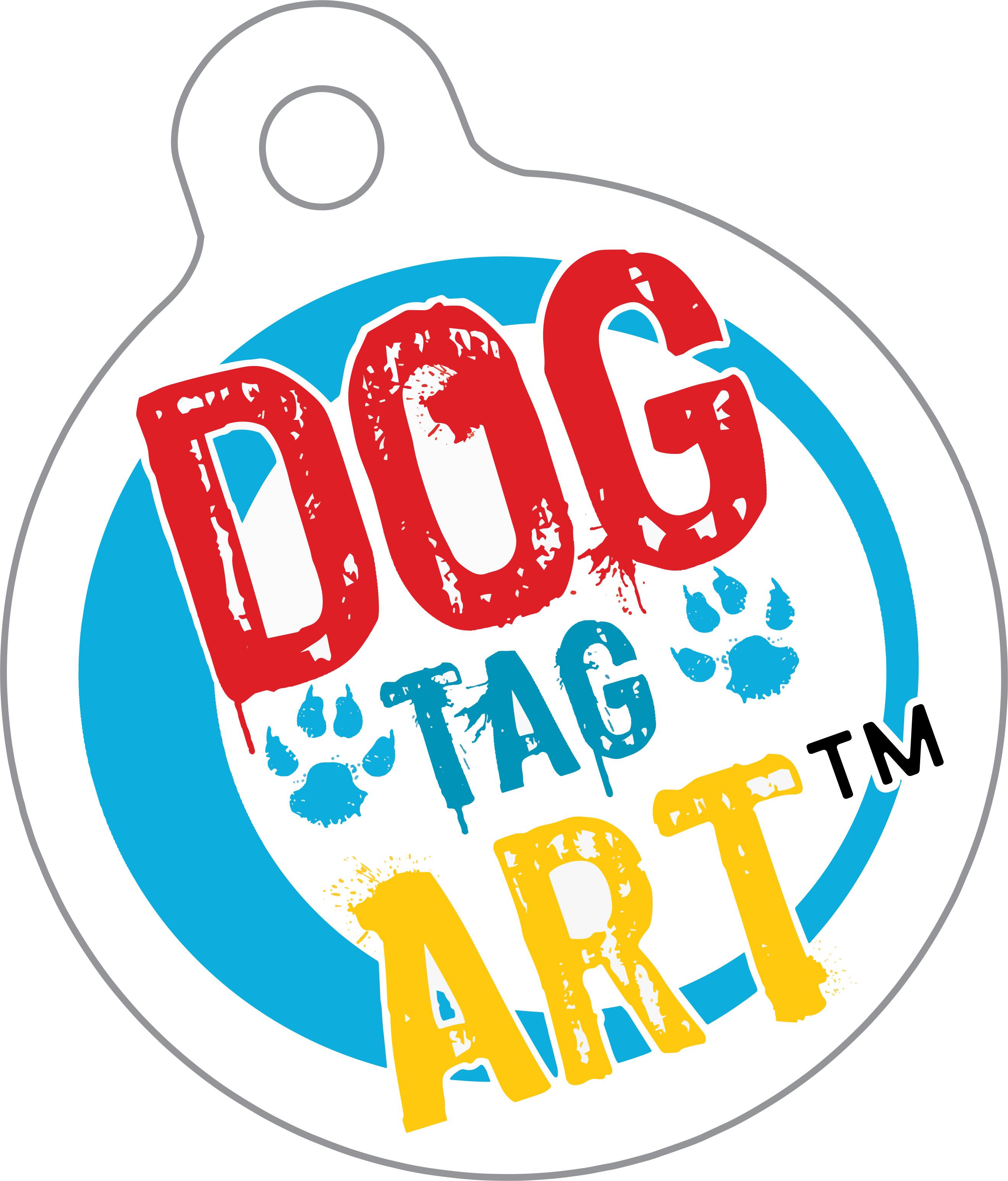 link to dog tag art dog tags