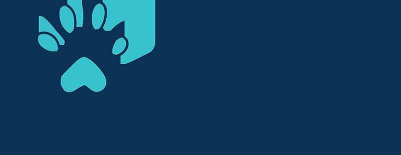 Mobile logo connections pet rescue