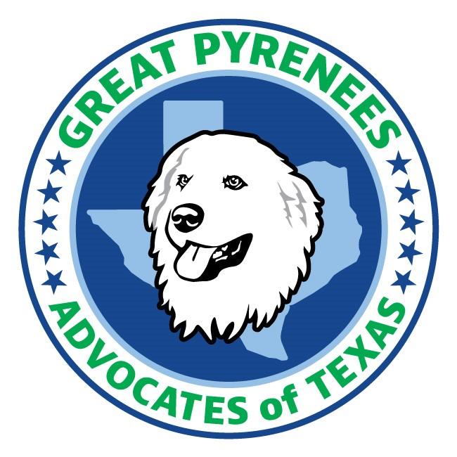 Great Pyrenees Advocates of Texas, Logo