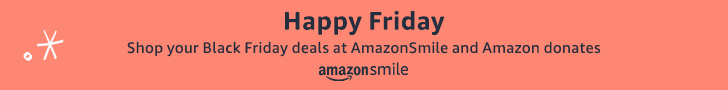 Amazon Smile - Black Friday - 13th St NAC
