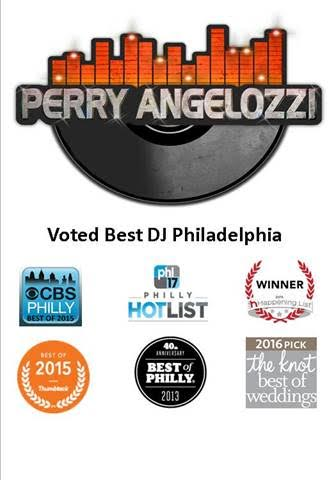 DJ Perry Logo