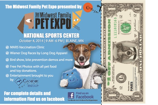 Midwest Family Pet Expo - 2014