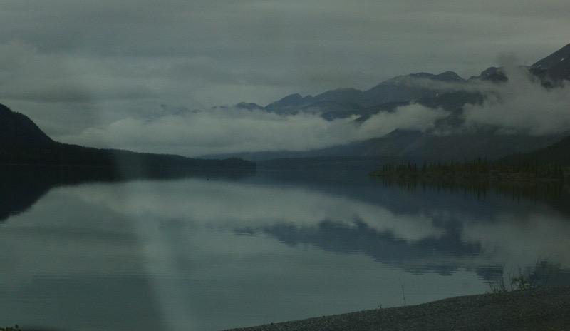 BC Mountain Lake