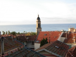 View in Menton