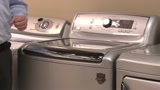 GE Profile Harmony Topload Washer and Dryer
