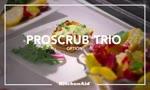 KitchenAid Dishwasher Features - Pro Scrub Trio