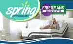 Spring into Comfort with Friedmans!
