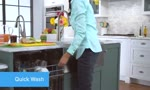 Frigidaire  2015 - Dishwasher - Time Saving 30 Minute Quick Wash Feature
