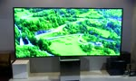 "Samsung 82S9 82"" SUHD TV at CES 2015"