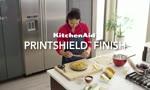 KitchenAid Refrigerator with PrintShield Finish