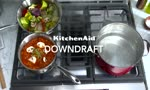KitchenAid Slide-In Range with Downdraft