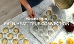 KitchenAid Slide-In Range with Even-Heat True Convection