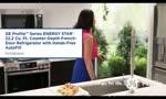 Profile PYE22KSKSS French Door Refrigerator Hands Free Autofill