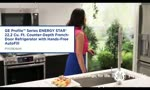 Profile PYE22KSKSS French Door Refrigerator Counter Depth Design