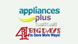 Appliances Plus Video 4 Big Days to Save More Ways Commercial