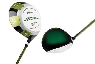 Nextt golf green monster