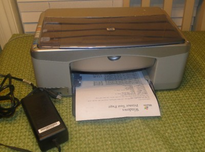 Hp psc 1315xi all in one