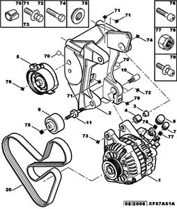 Water Pump Location On 2001 Ford Taurus also T12863337 Berlingo multispace 2001 serpentine belt together with Citroen C5 Radio Wiring Diagram additionally Sterling Tail Light Wiring further Wiring Diagram For 18 Hp Briggs And Stratton. on berlingo wiring diagram