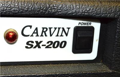 Carvin sx200