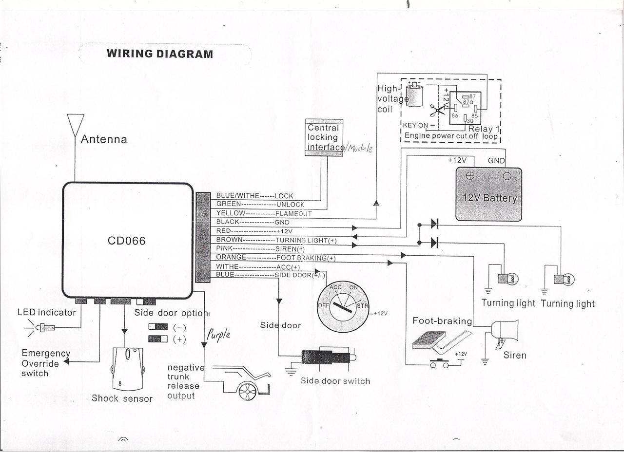 black widow remote start wiring diagram toyota tacoma