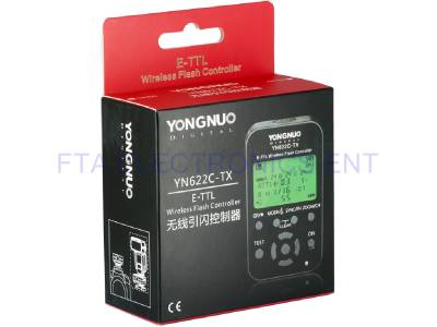 Yongnuo yn 622c user manual