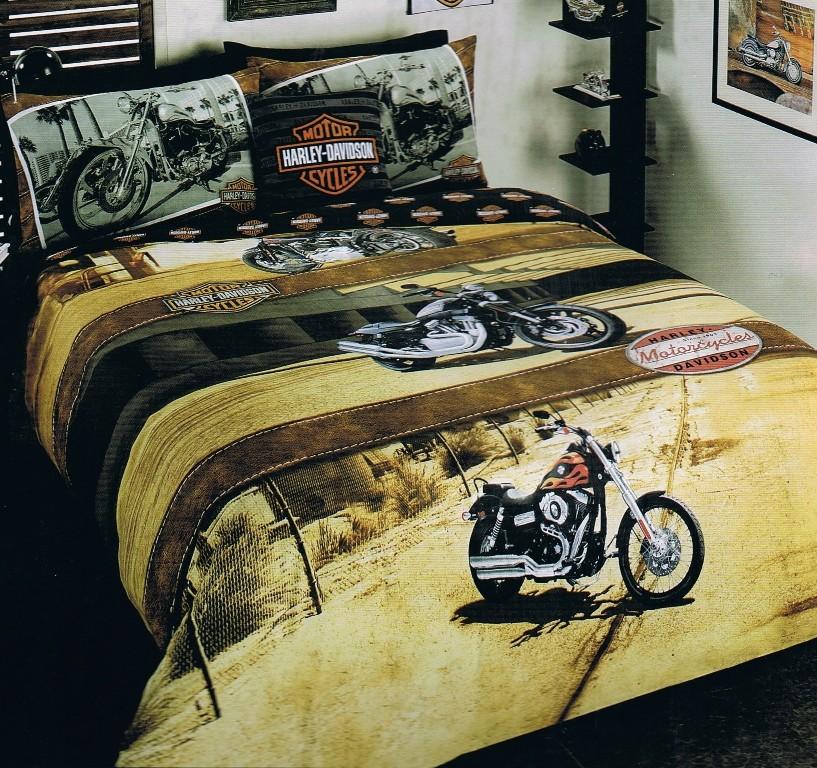 Harley Davidson 039 Sunset Single Twin
