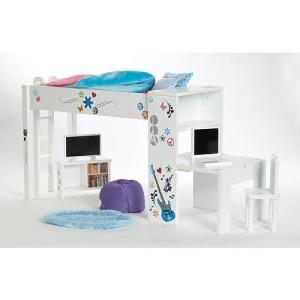 Bunk Beds Ashley Furniture American Girl, Journey Girls 18 inch Doll Bedroom Bed Set ...
