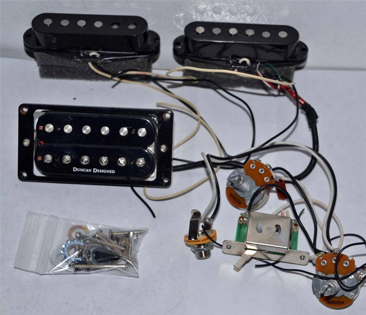 Jackson Guitar Pickup Wiring - wiring diagrams