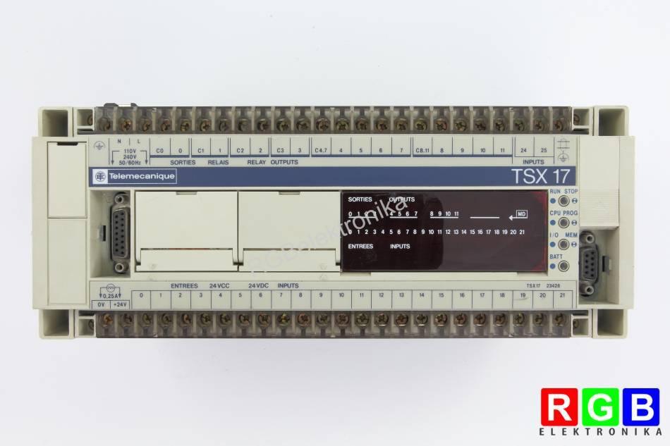 Tsx 17-20 telemecanique