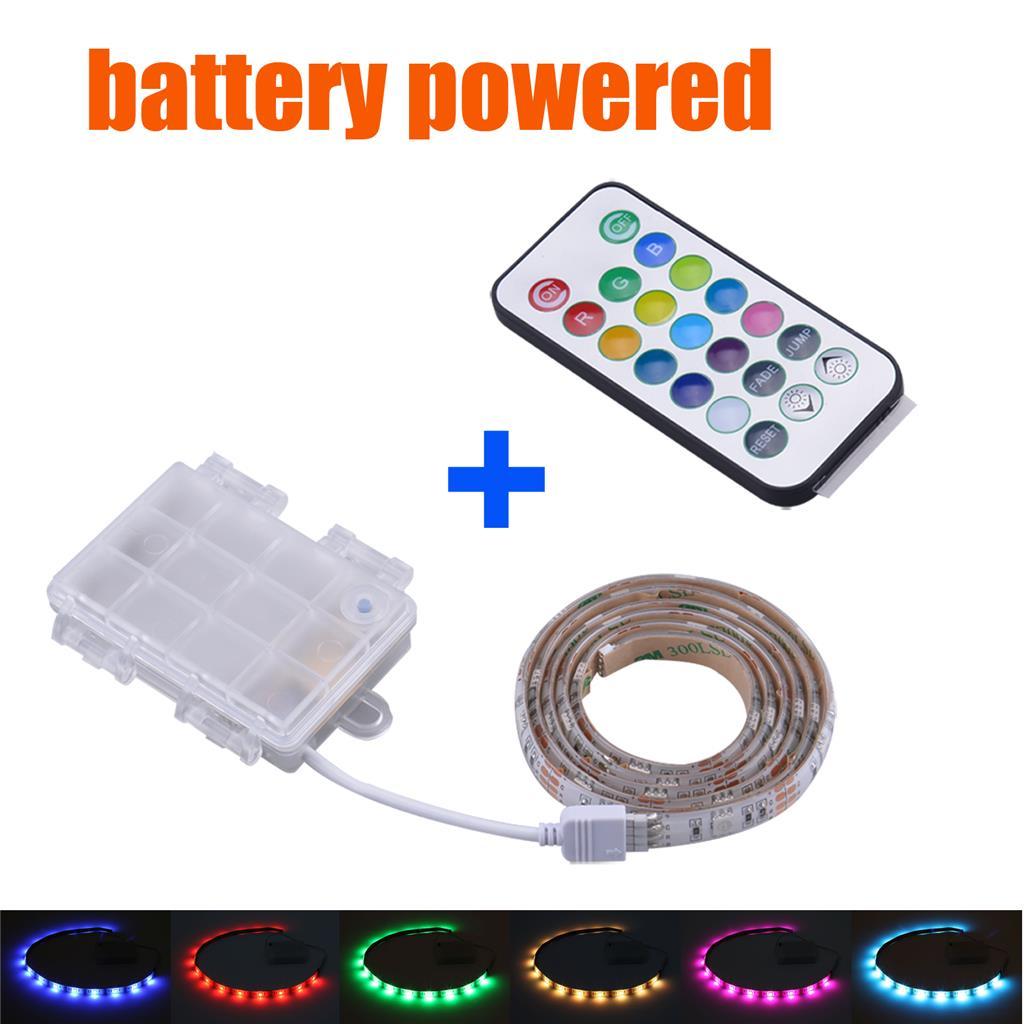 battery powered strip