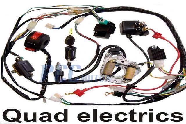 110cc wiring diagram quad