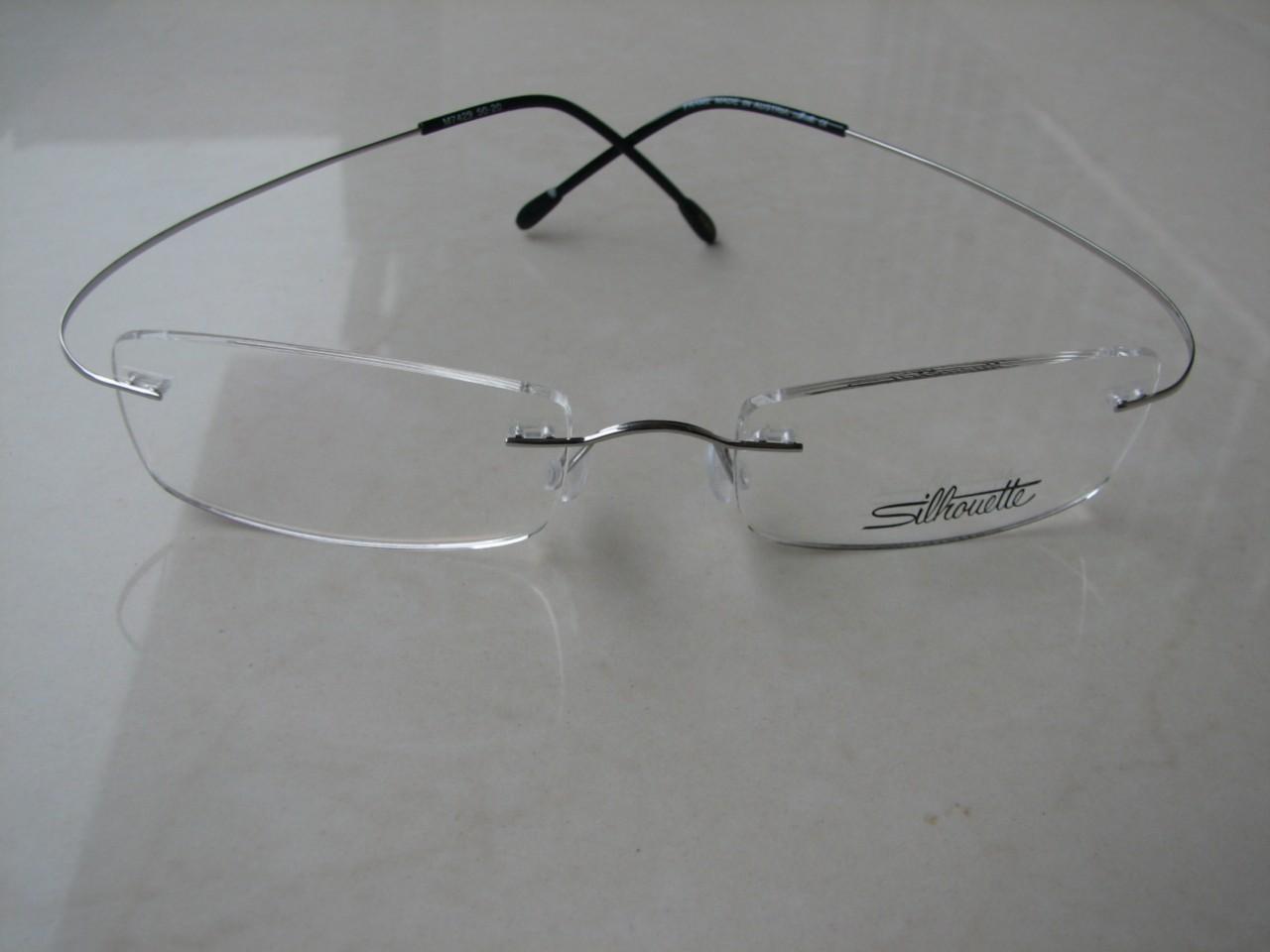 [VENDO] Silhouette Montura Gafas Titanio