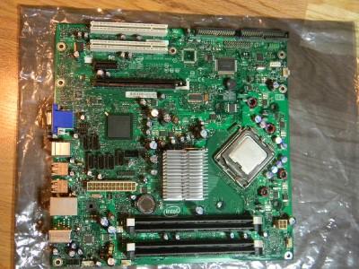 Intel desktop board d945gcz
