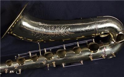 Conn 16m tenor sax