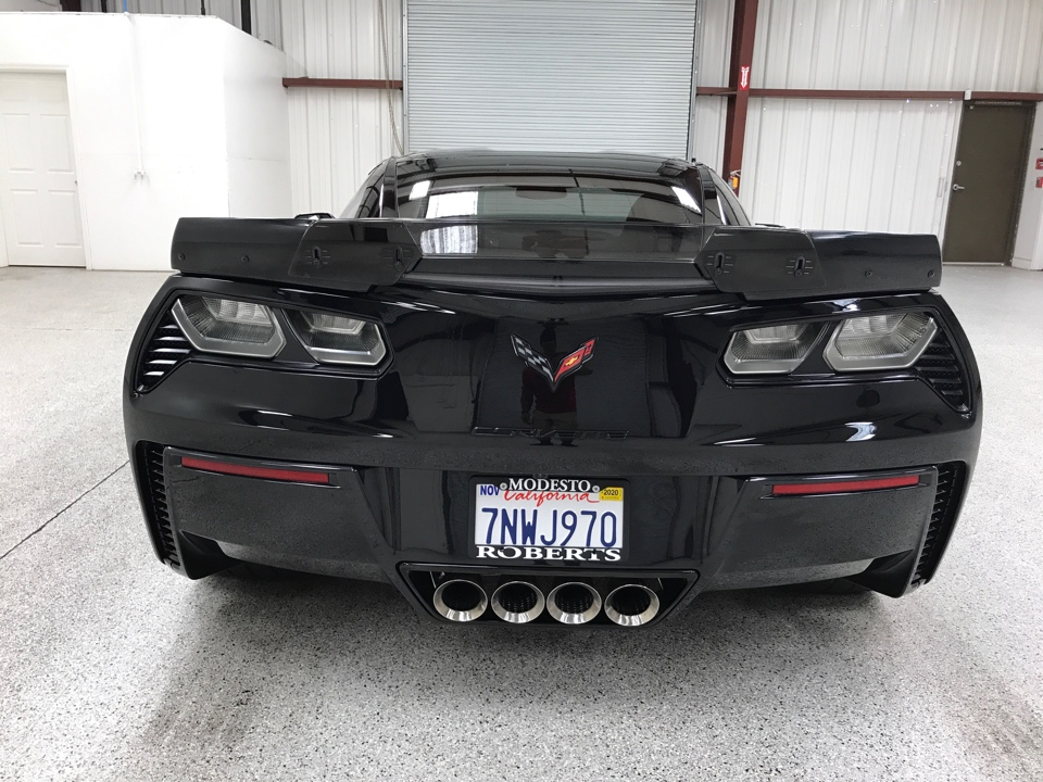 Roberts Auto Sales 2016 Chevrolet Corvette