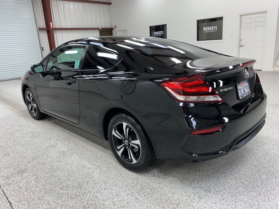 Used 2015 Honda Civic Ex Coupe 2d For Sale At Roberts Auto